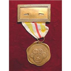 1967 Miami Beach ANA Convention Medal