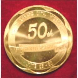 1912-1982 North Kansas City, Mo. Medal