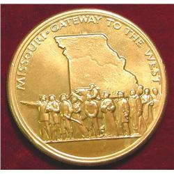 1820-1970 Missouri Sesquicentennial Medal