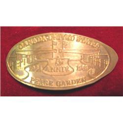 1964-1969 5th Anniversary Peace Garden