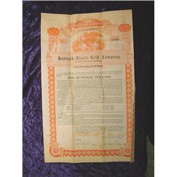 1924 Hubbard-Kivett-Reid Co. Martinsville,