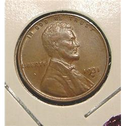 1931 D Lincoln Cent. EF 45.
