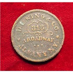 D.L. Wing & Co./318/Broadway/Albany, NY