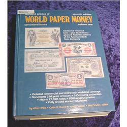 7th Ed. Standard Catalog of World Paper