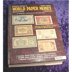 8th Ed. Standard Catalog of World Paper