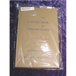"1965 ""A Guide Book of English Coins"""