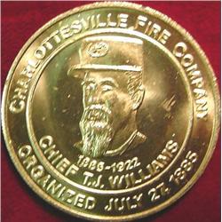 1885-1985 Charlottesville, Va.Virginia State