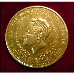 1952-1964 Barry Morris Goldwater Medal