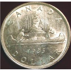 """1935 Canada """"Jubilee"""" King George V"""