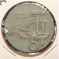 WWII German Tinny. 1Mai 1936.