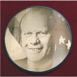 President Ford Hologram Pinback