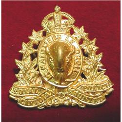 Stickpin Royal Canadian Mounted Police.