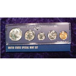 1966 U.S. Special Mint Set. Original as issued.