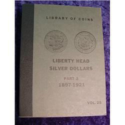 Liberty Head Silver Dollars  1897-21