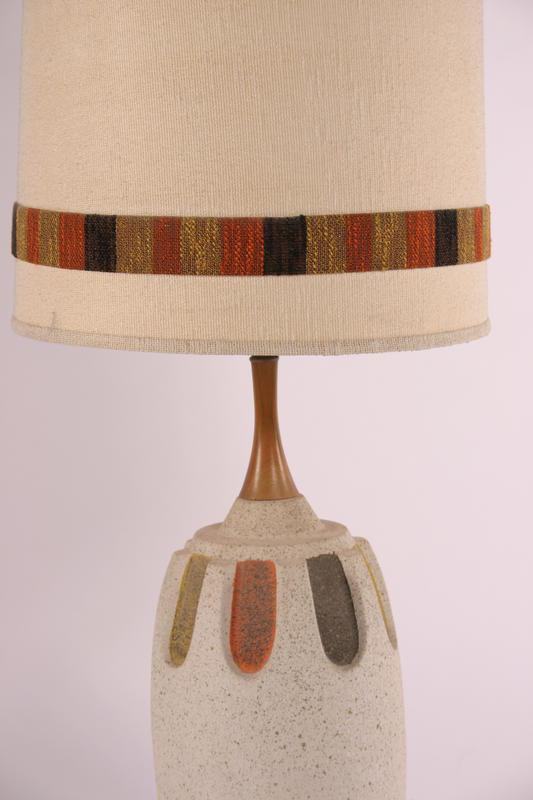 Mid Century Modern Table Lamps Usa 1950