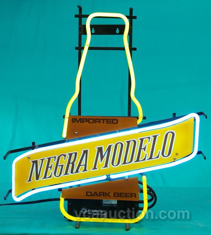 Negra Modelo Neon Sign