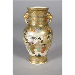 A Satsuma Vase,