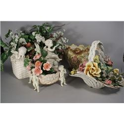 A Miscellaneous Collection of Continental Ceramics.