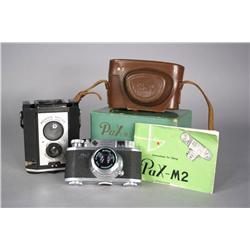 A Pax W2 with Range Finder Camera,