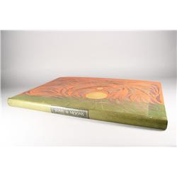 Suns + Moons, oversized limited edition book, by Michael Rothenstein, signed and numbered.