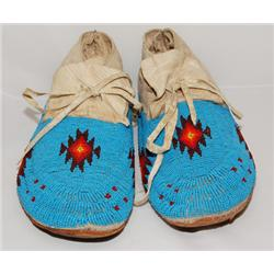 SIOUX MENS MOCCASINS