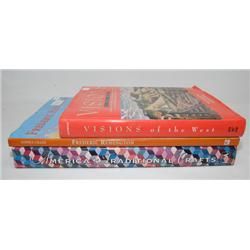 THREE WESTERN BOOKS