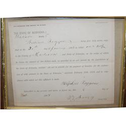 WESTERN DOCUMENT