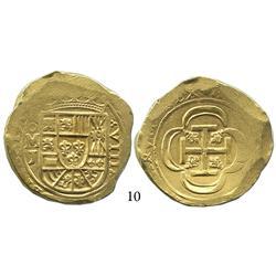 Mexico City, Mexico, cob 8 escudos, 171(5)J.