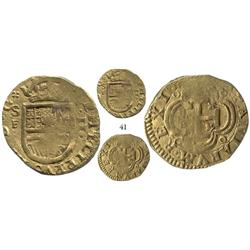 Cartagena, Colombia, cob 2 escudos, 162(2) SF, posthumous Philip III, from the Santa Margarita (1622