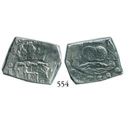 Guatemala City, Guatemala, cob 4 reales, 1739J.