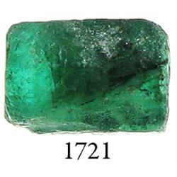 Natural emerald, 1.15 carats.