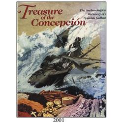 Mathers, William. Treasure of the Concepcion (1993).