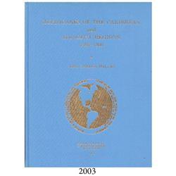 Millas, José Carlos. Hurricanes of the Caribbean and Adjacent Regions, 1492-1800 (1968).