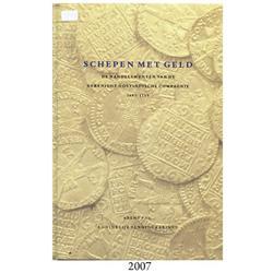 Pol, Arent. Schepen met Geld--De Handelsmunten van de Verenigde Oostindische Compagnie 1602-1799 (19