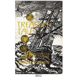 Sebring, Thomas. Treasure Tales (1986), rare.