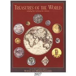 Bowers & Merena (Long Beach, CA). Treasures of the World (June 5-6, 2002).