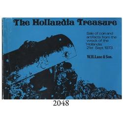 Lane & Son (Penzance). The Hollandia Treasure (September 21, 1973).