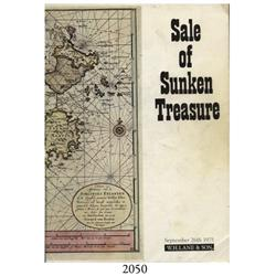 Lane & Son (Penzance). Sale of Sunken Treasure (September 26, 1975).