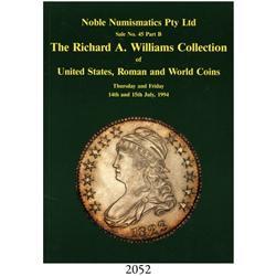 Noble Numismatics Pty. Ltd. (Melbourne, Australia). Sale No. 45 Part B (July 14-15, 1994), with Pric