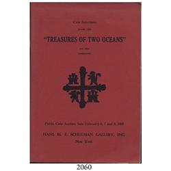 Schulman (New York). Treasure of Two Oceans (February 6-8, 1969).