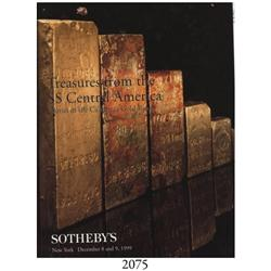 Sotheby's (New York). Treasures from the S.S. Central America (December 8-9, 1999), with Prices Real