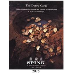 Spink (London). The Douro Cargo (November 21, 1996).