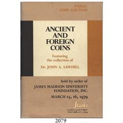 Stack's (New York). Ancient & Foreign Coins (March 15-16, 1979).