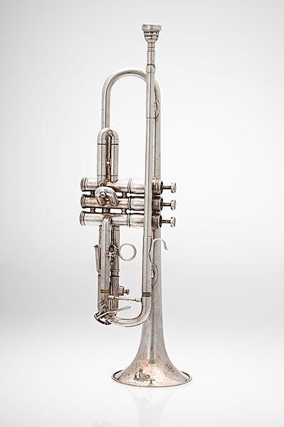 Genuine Parduba Double Cup 2 Silver Trumpet Mouthpiece NEW