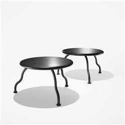 Atelier Van Lieshout Bad Little Tables, pair