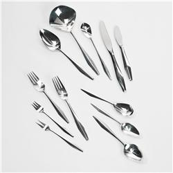 Gio Ponti Diamond silverware
