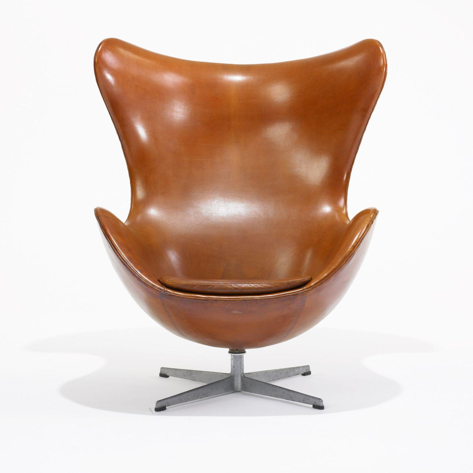 De Egg Chair.Arne Jacobsen Egg Chair
