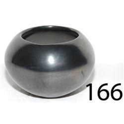 SAN ILDEFONSO POTTERY JAR