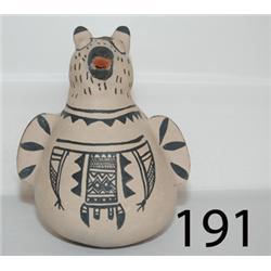 COCHITI OWL PITCHER