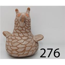 ZUNI POTTERY OWL